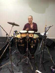 Bernard De Riviere - Drummer