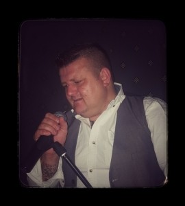 Marty Vallance  - Male Singer