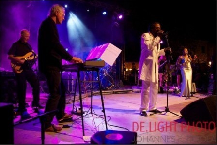 The Tribute to Barry White Show by Dave Largie  - Other Tribute Act