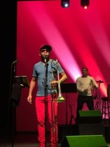 Eikel Venegas Hernandez - Trumpeter