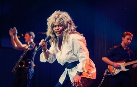 Kinisha - Simply the Best - Tina Turner Tribute Act