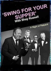 Shay Russell  - Rat Pack Tribute Act