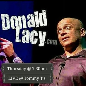 Donald Lacy  - Adult Stand Up Comedian