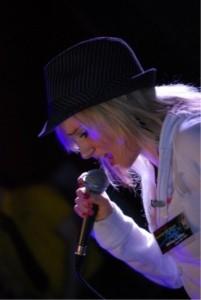 Lady MJ warrior - Female Singer
