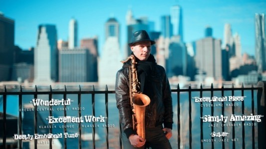 Chris Reinhardt - Saxophonist