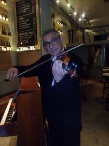 Lajos Czuczu - Violinist