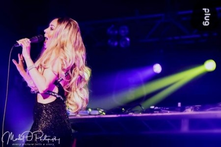 Jass Meagher Vegas Headliner - Mariah Carey Tribute Act