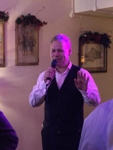 Peter Fiorini - Male Singer