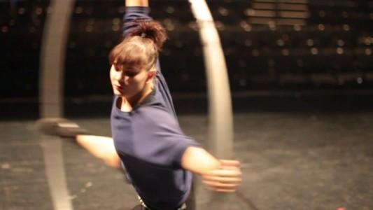 Lisa Eckert - Aerialist / Acrobat