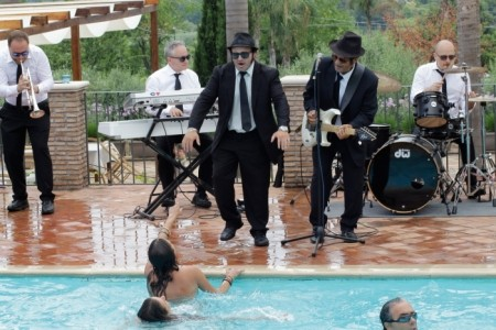 Joe Mariani The Blues Brothers Band image