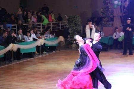 Tkachuk Dima - Ballroom Dancer