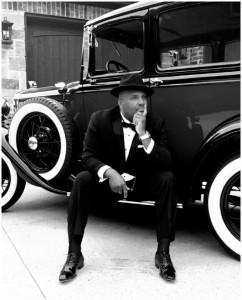 Rickey Davis 'The Classic Gentleman - Frank Sinatra Tribute Act
