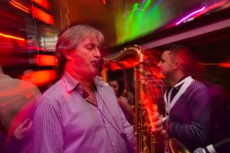Casey Greene the Solo Sax Man - Saxophonist