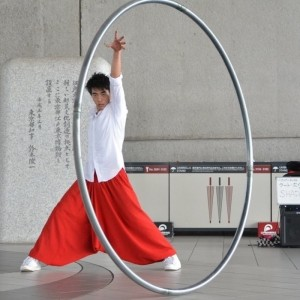 SHADAI - Cyr Wheel Act