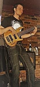 Jack Parkinson - Bass Guitarist