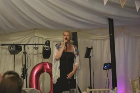 Jo Manning  - Female Singer