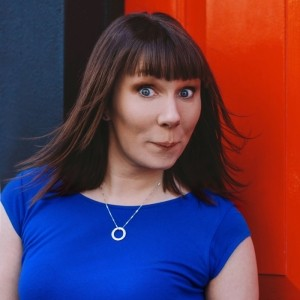 Katharine Ferns - Adult Stand Up Comedian