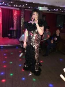 Miss Ida Down - Drag Queen Act