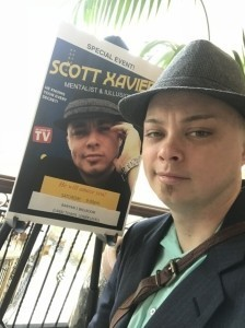 Scott Xavier - Mentalist / Mind Reader