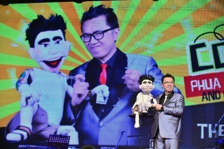Comedy Ventriloquism Show - Clean Stand Up Comedian