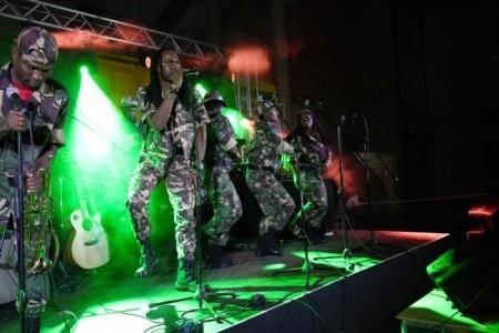 Rob Prophet & The Prophets Music Band - Reggae / Ska Band