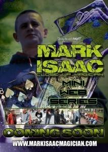 Mark Isaac - Close-up Magician