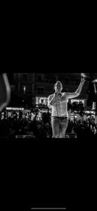 Moni Tivony (as solo) or Moni Tivony collective (full band) - Male Singer