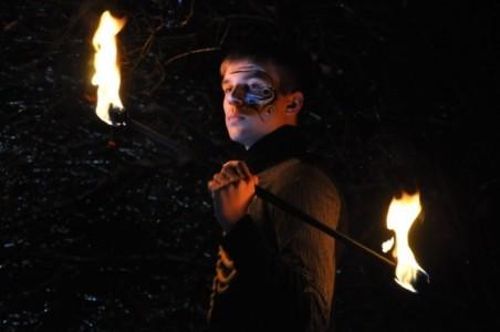 Fire performer - Fire Performer