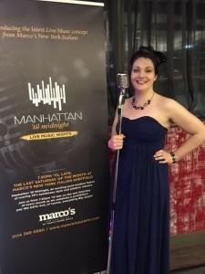Donna Trilby - Jazz Singer