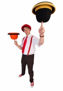 Dan the Hat - Comedian, Juggler & Stupid Stuntman image
