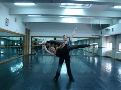 Catalin Cat - Ballet Dancer