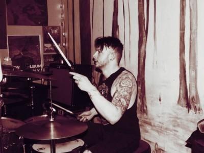 Michael Cuthbertson - Drummer