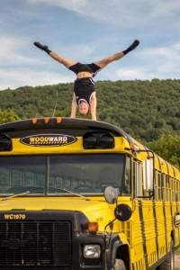 Gymnast  - Male Dancer
