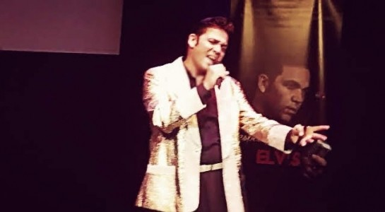Ivan brady Rockin Rebel - Elvis Tribute Act