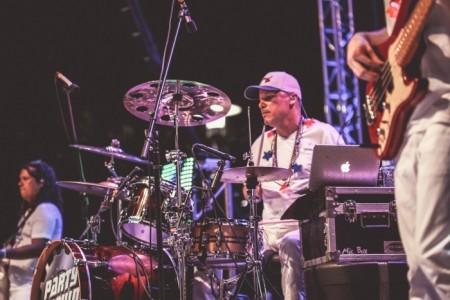 Nathan Coates - Drummer