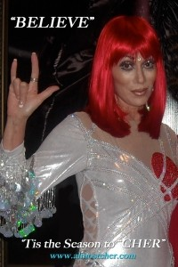 Almost CHER - Cher Tribute Act