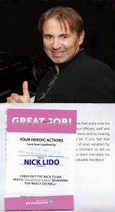 NICK LIDO   - Pianist / Keyboardist