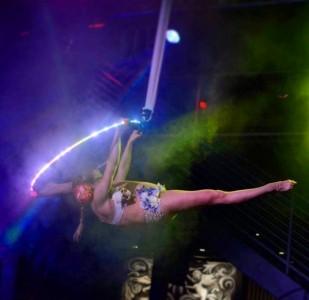 Grace Ramsey - Aerialist / Acrobat