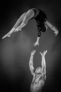 Duo Assaya - Acrobalance / Adagio / Hand to Hand Act