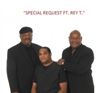 Special Request Ft. Rey T. - Soul / Motown Band