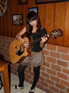 Adinda Cikal Gita Martha - Female Singer