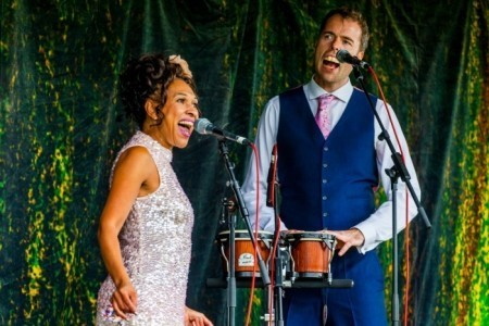 Little and Often- UK Premier Multicultural Showbusiness Superduo - Duo
