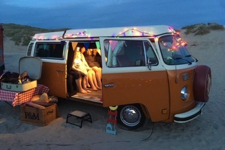 Cool 4 campers VW Camper Boothbus - Photo Booth