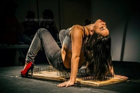 Nikki Talis - Fire Performer