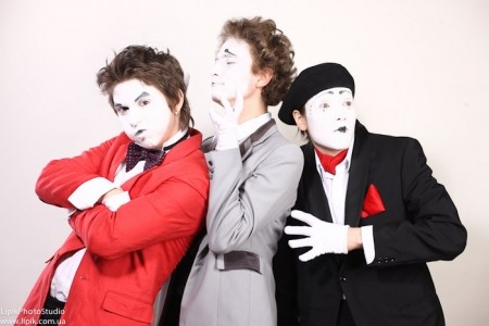 mime group Penguins - Other Speciality Act