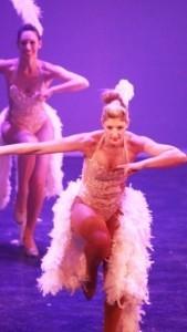 Megan Liddell - Female Dancer