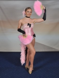 Georgina Butler - Female Dancer