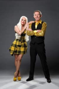 Arlene & Doug  - Glitzy & Colourful Party Band Duo image