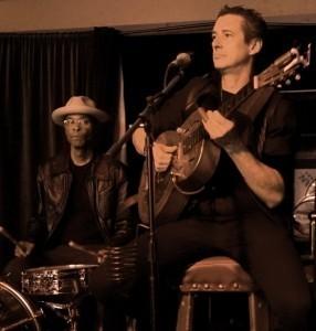 DEREK FAIRCHILD - Blues Band