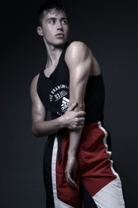 JAMIE HOCKNELL - Male Dancer